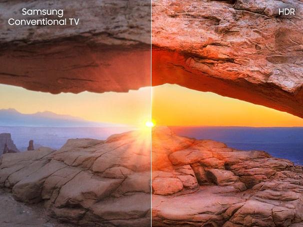 Samsung  43RU7092 Televizor LED Smart