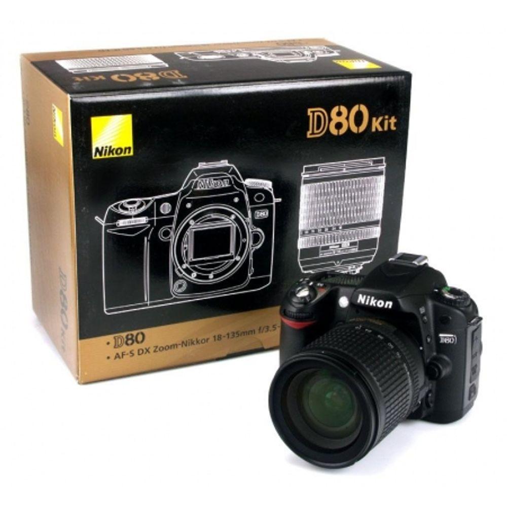 nikon-d80-kit-10-mpx-3-fps-lcd-2-5-inch-nikon-af-s-18-135mm-sd-2gb-kingston-50x-6910