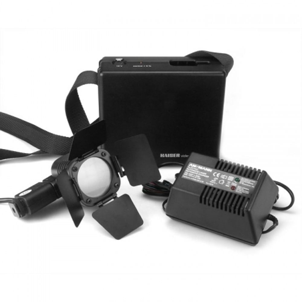 kaiser--93339-lampa-video-camlight-100pp-acumulatori-rs502950-33594