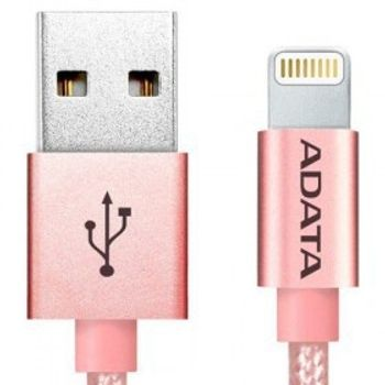 adata-cablu-usb-de-incarcare--date--mfi--iphone--ipad--ipod---rose-gold-64550-491