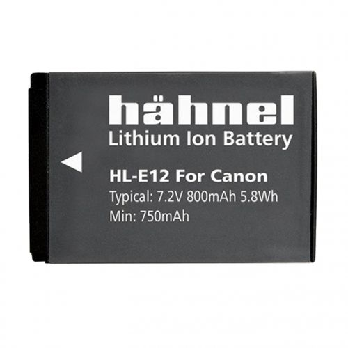 hahnel-hl-e12-acumulator-replace-tip-lp-e12-800mah-35685_1