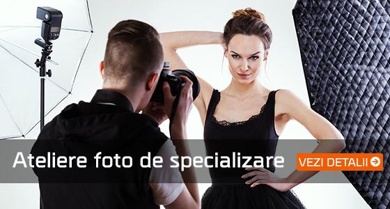 Ateliere foto de specializare