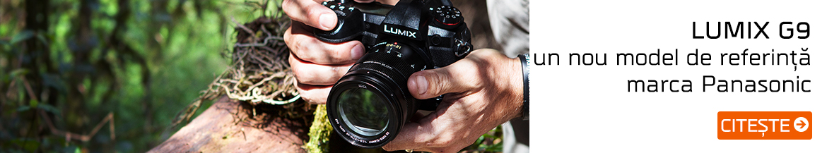[LP] PANASONIC G9