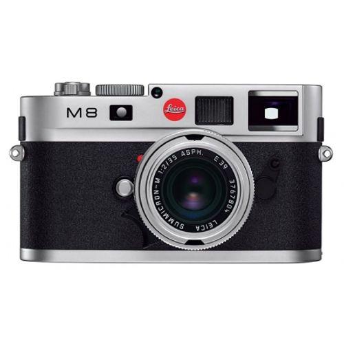 leica-m8-digital-rangefinder-argintiu-10mpx-2fps-lcd-2-5-inch-5479