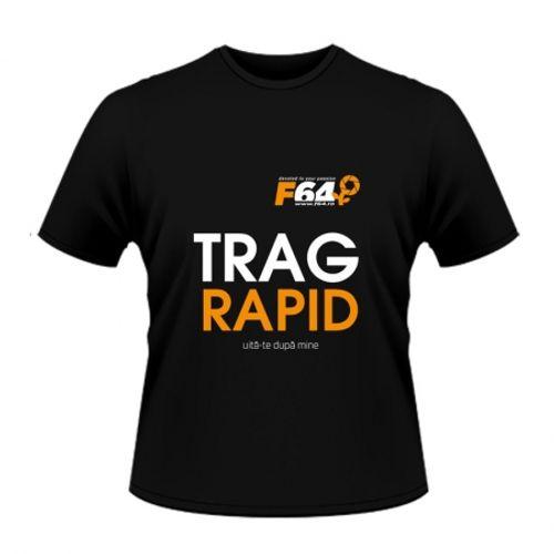 tricou-negru-trag-rapid-xl-27342