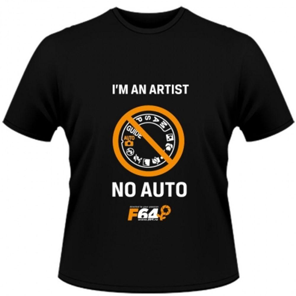 tricou-negru-i-am-an-artist-no-auto-xxl-27377