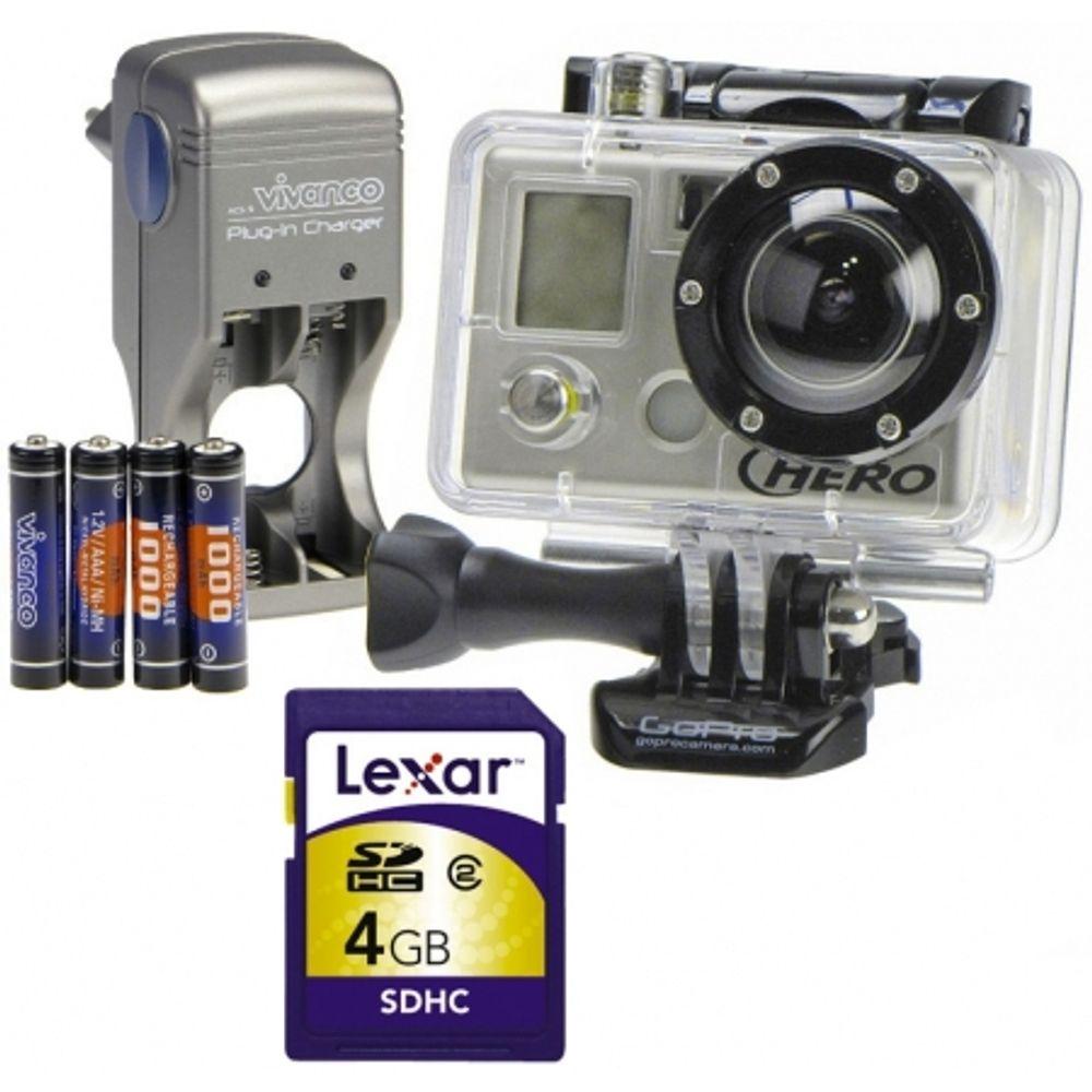 gopro-helmet-hero-wide-170-camera-video-bonus-sd-4gb-lexar-4-acumulatori-aaa-incarcator-vivanco-10823