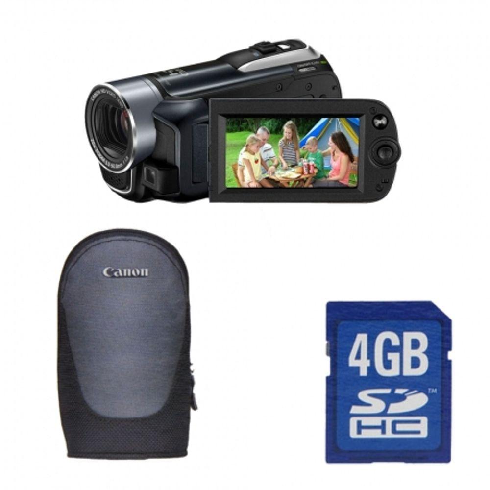 camera-canon-hf-r16-fullhd-memorie-8gb-card-sd-4gb-geanta-canon-17720
