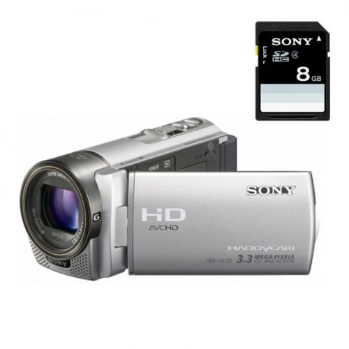 sony-hdr-cx130s-card-sd-8gb-camera-video-full-hd-obiectiv-g-zoom-30x-argintie-19032