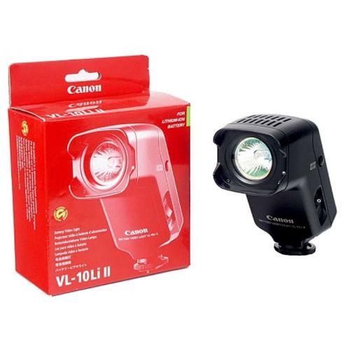 lampa-video-cu-bec-halogen-10w-canon-vl-10liii-3173