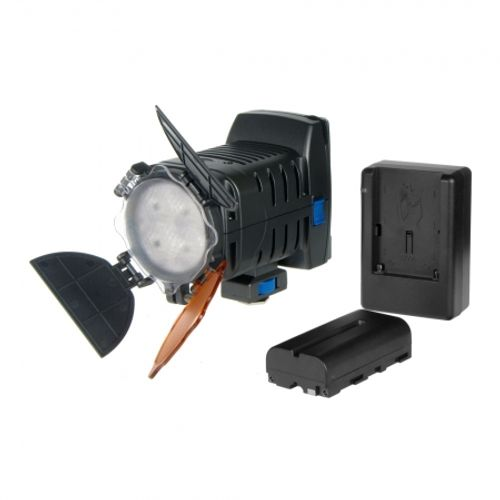 hakutatz-dlv-400-kit-lampa-video-cu-4-leduri-si-potentiometru-20923
