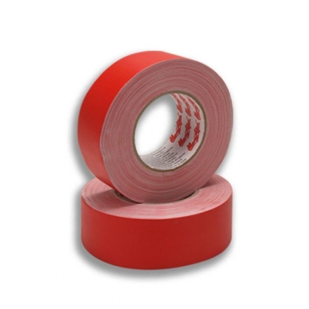 lemark-banda-adeziva-rosu-mat-50mm-20936