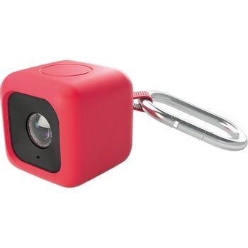 polaroid-polc3pmr-husa-bumper-pentru-cube--rosu-53978-96