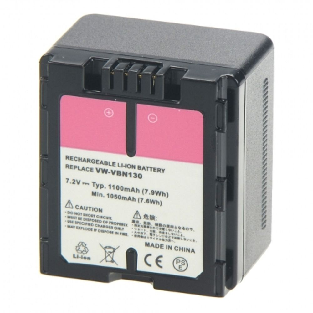 power3000-pl380b-338-acumulator-replace-tip-panasonic-vw-vbn130-1100mah-22366