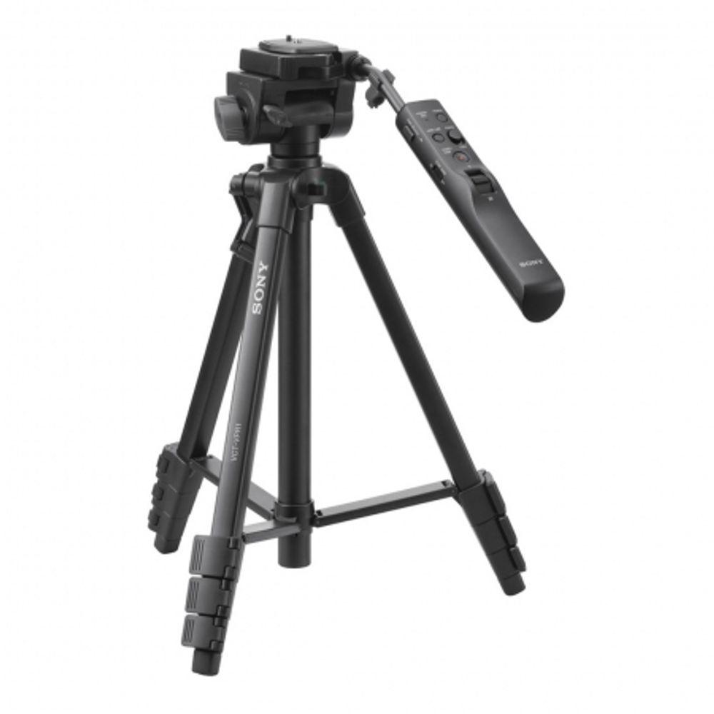 sony-vct-vpr1-kit-trepied-video-cu-telecomanda-27312