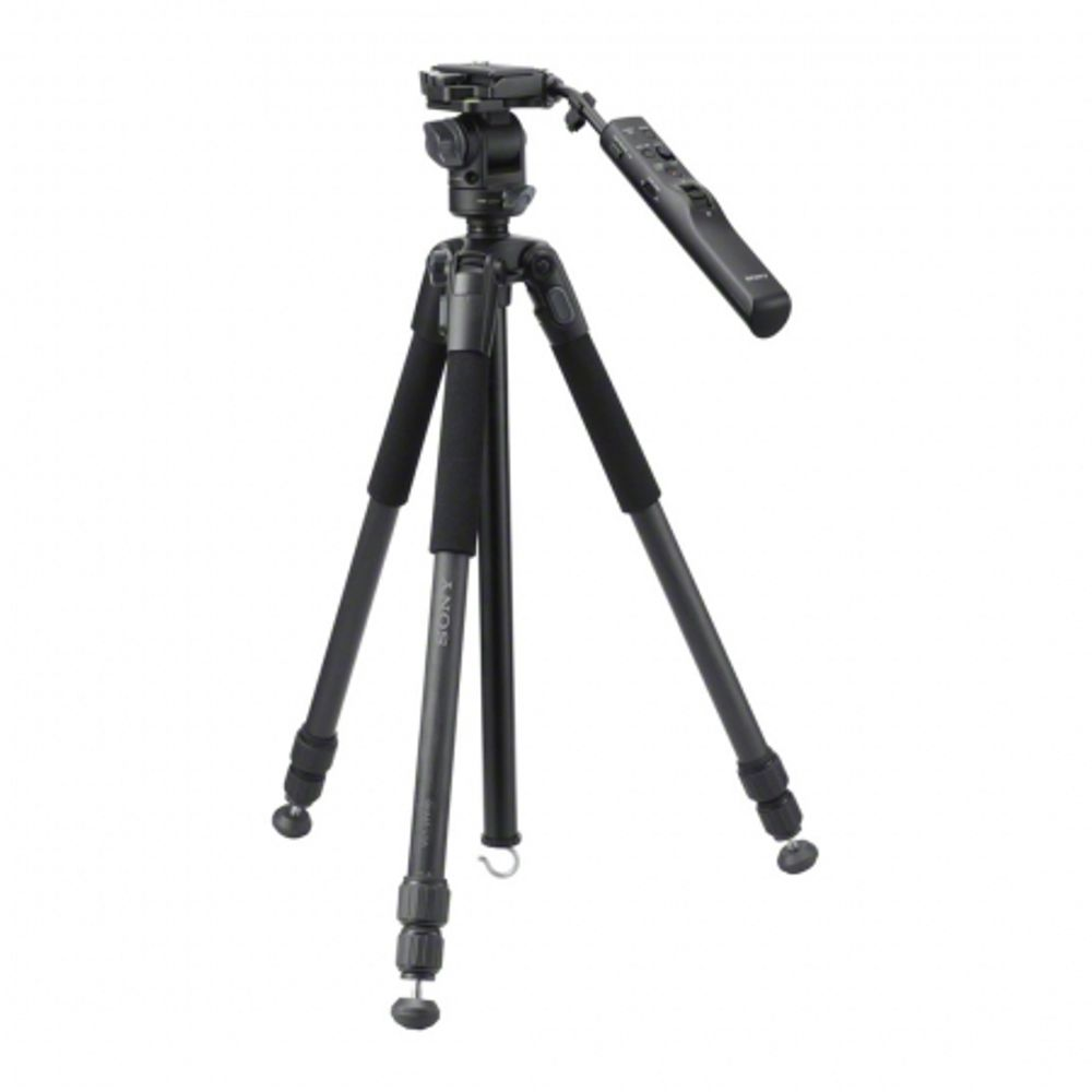 sony-vct-vpr10-trepied-video-din-carbon-video-cu-telecomanda-27455