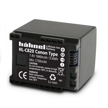 hahnel-hl-c820-acumulator-li-ion-canon-tip-bp-819-bp-820--1840mah-40992-637
