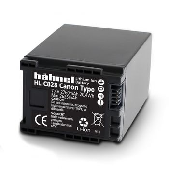 hahnel-hl-c828-acumulator-li-ion-tip-canon-bp-827-bp-828--2760mah-40993-647