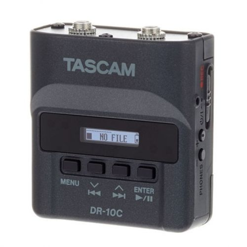 tascam-dr-10cs-recorder-audio-digital-24bit-48khz-jack-3-5mm--62569-751