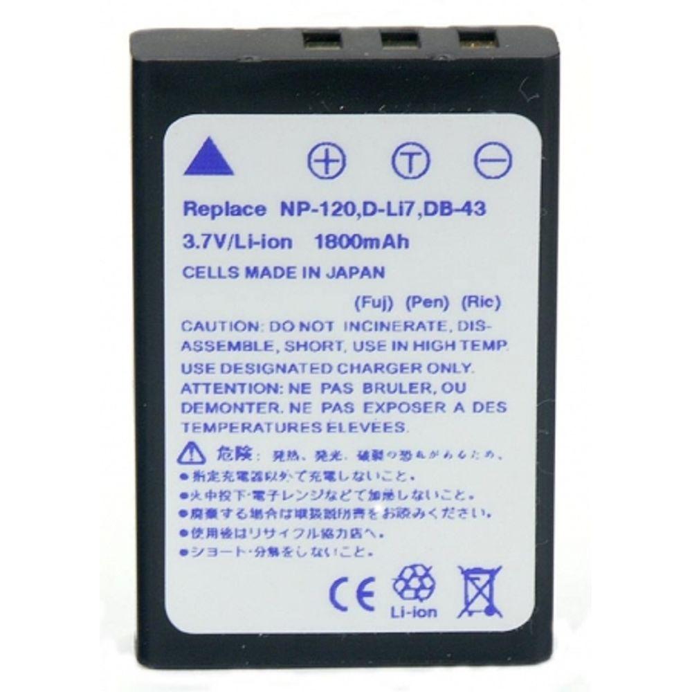 power3000-pl61b-380-acumulator-tip-db-43-pentru-ricoh-1800mah-2023