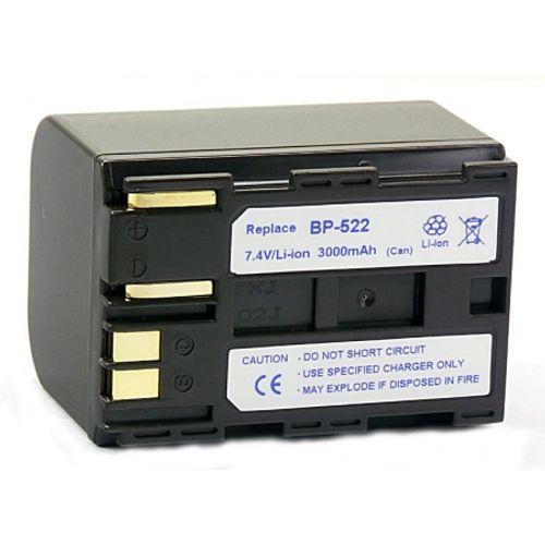 power3000-pl522w-851-acumulator-tip-canon-bp-522-3000mah-2160