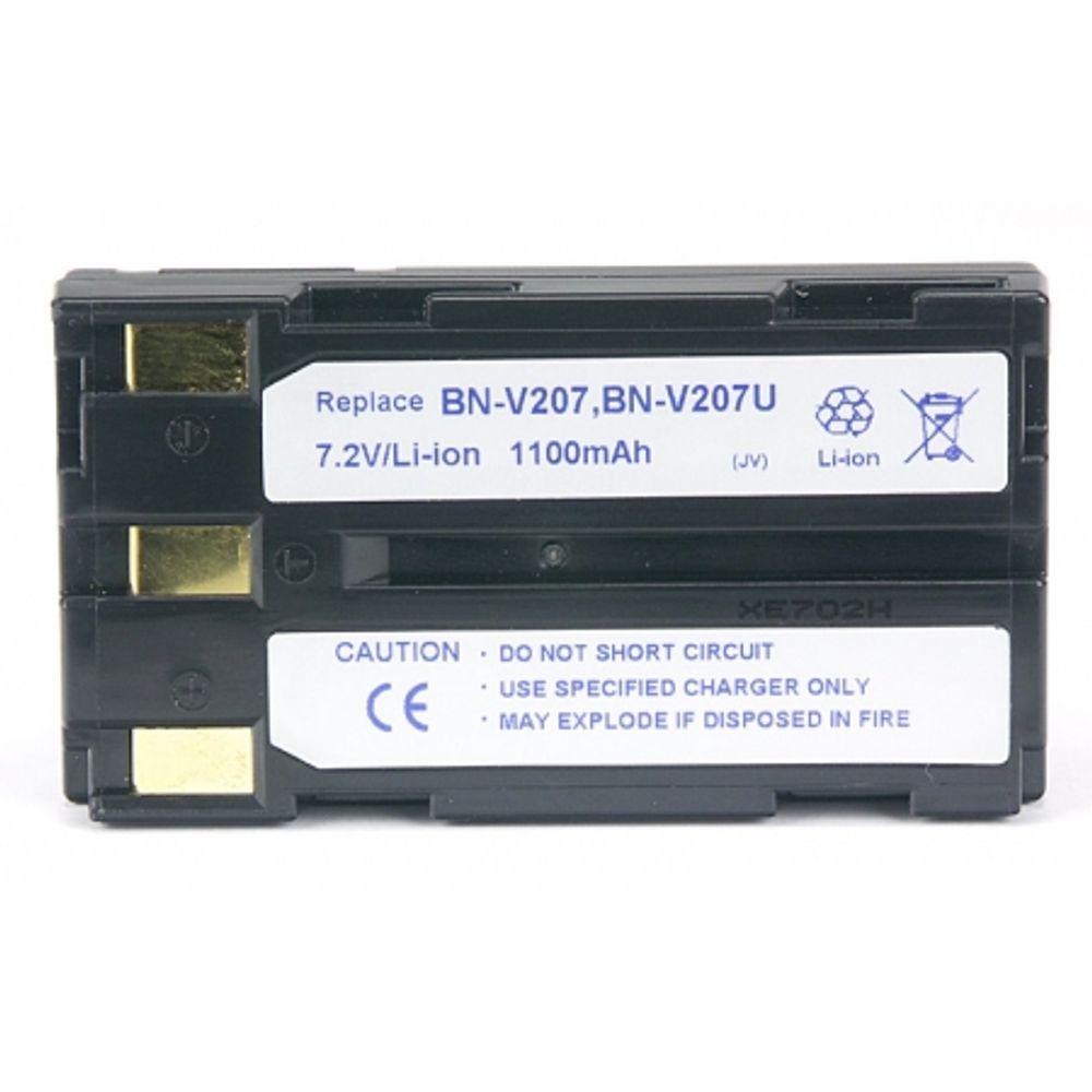 power3000-pl207c-751-acumulator-tip-bn-v207-207u-pentru-jvc-1100mah-2253