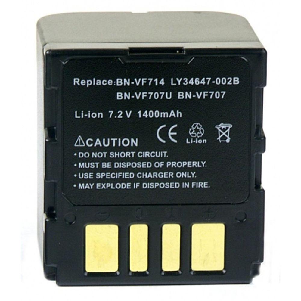 power3000-pl714d-174-acumulator-tip-bn-vf714-bn-vf714u-pentru-jvc-1420mah-2261