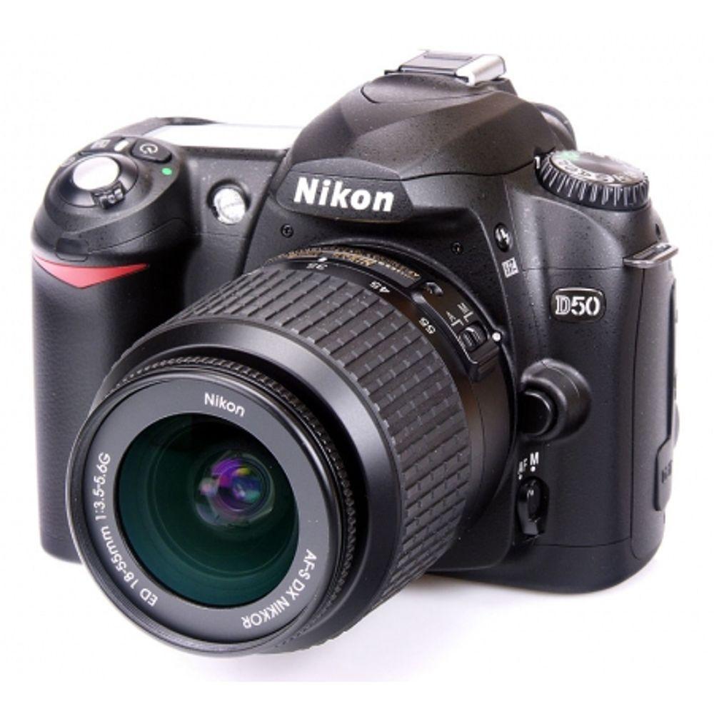 aparat-foto-digital-nikon-d50-obiectiv-18-55mm-dx-zoom-6-1-megapixeli-slr-2266