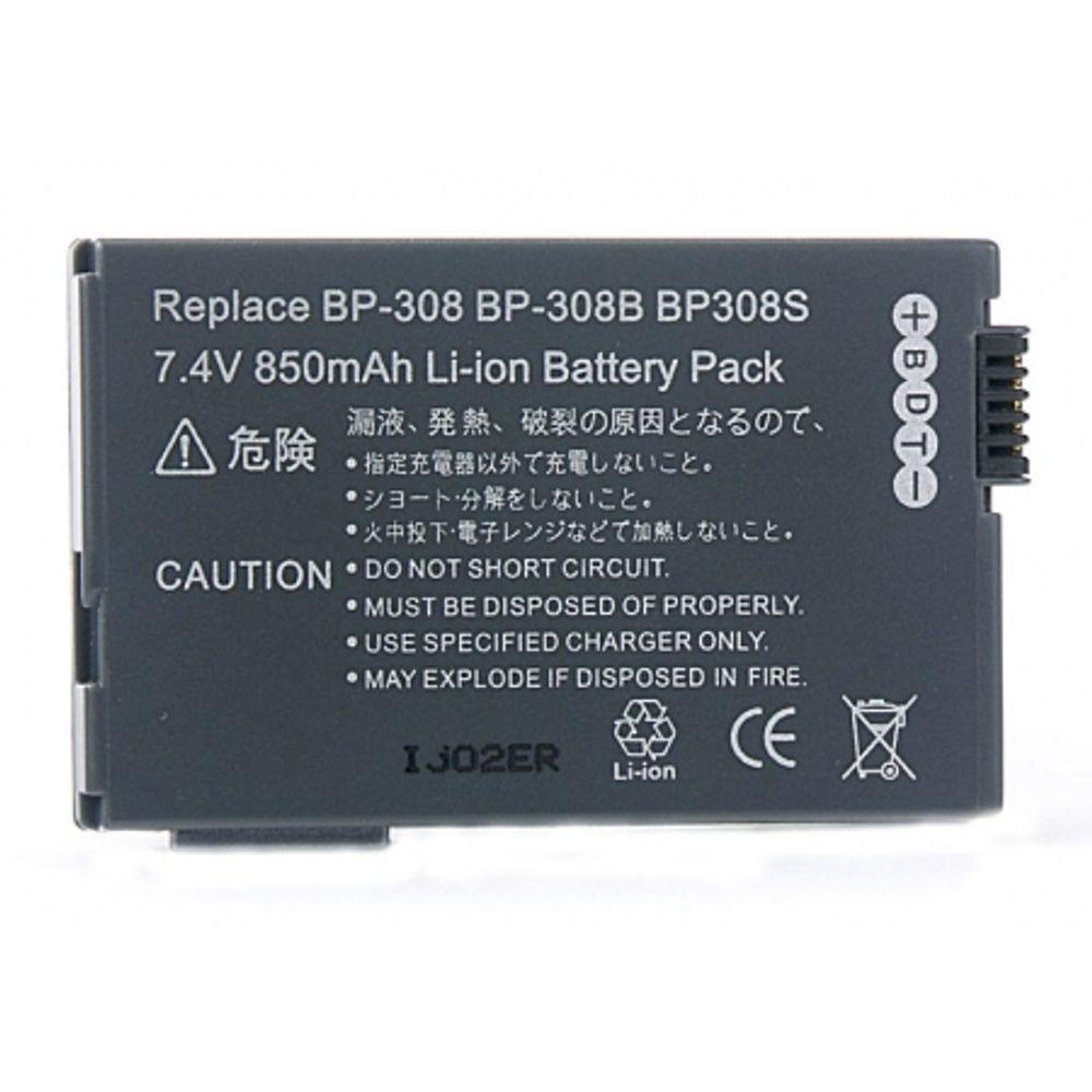 power3000-pl518m-725-acumulator-tip-bp-308-bp-308b-bp-308s-pentru-canon-850mah-2399