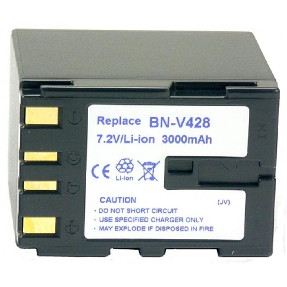 power3000-pl428d-853-acumulator-tip-bn-v428-bn-v428u-pentru-camere-video-jvc-3000mah-2618