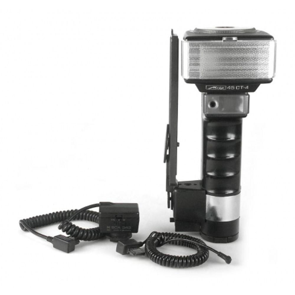 blitz-profesional-metz-45-ct4-adaptor-sca-343-pt-ap-reflex-nikon-3129