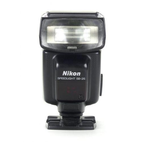 blitz-nikon-speedlight-sb-25-ttl-af-3244