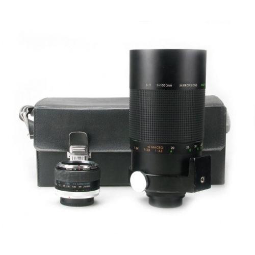 obiectiv-cu-oglinda-cambron-1000mm-f-11-manual-teleconvertor-vivitar-2x-mc-pentru-canon-fd-3539