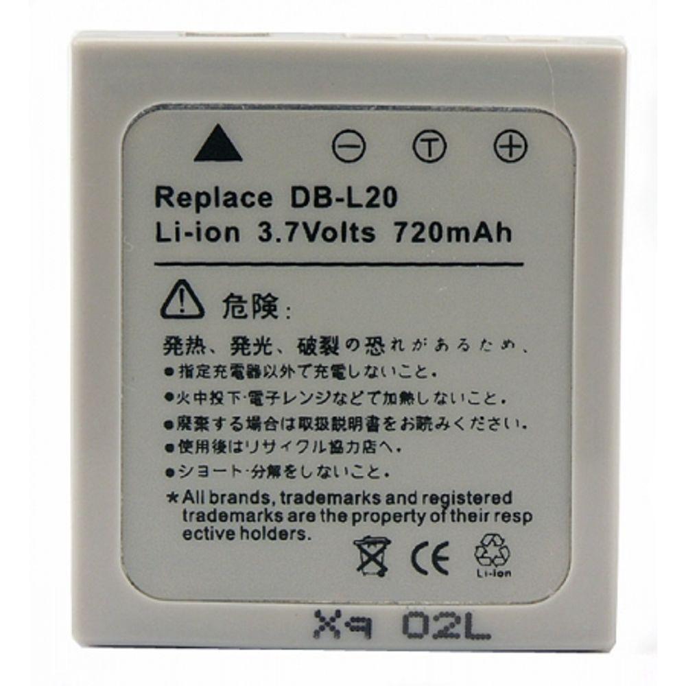 power3000-pl132l-533-acumulator-tip-db-l20-pentru-sanyo-720mah-3659