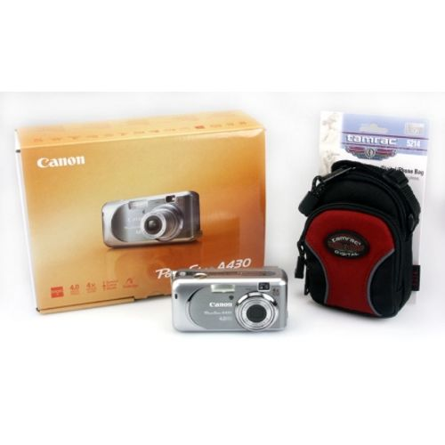 canon-a430-grey-4-megapixeli-4x-zoom-optic-husa-cadou-4303
