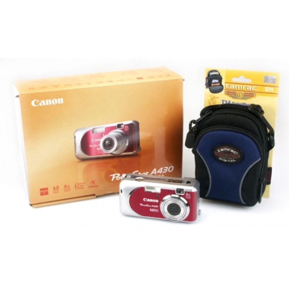 canon-a430-red-4-megapixeli-4x-zoom-optic-husa-cadou-4304