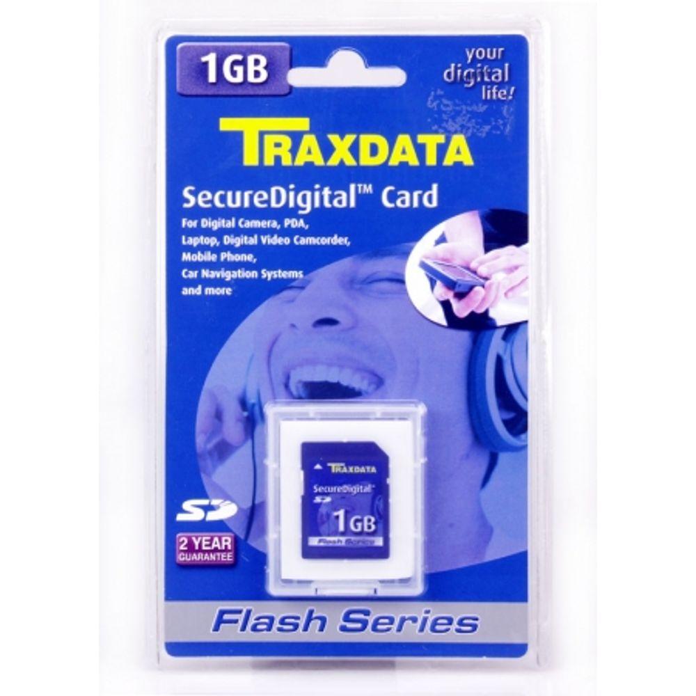 card-de-memorie-traxdata-sd-1gb-4527