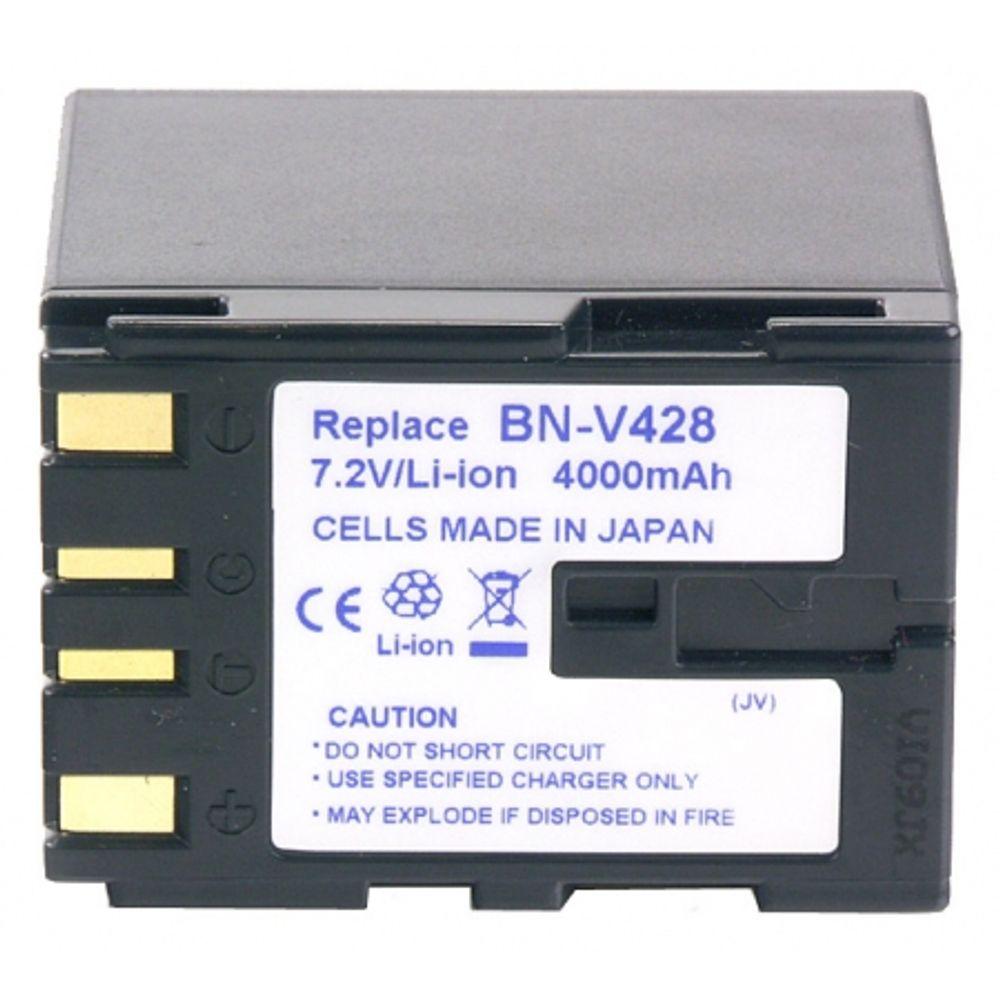 power3000-pl428d-384-acumulator-li-ion-tip-bn-v428-bn-v428u-pentru-camere-video-jvc-4000mah-5260