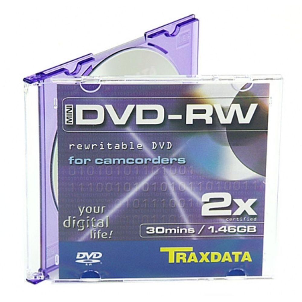 mini-dvd-rw-rewritable-2x-30min-1-46gb-traxdata-5295