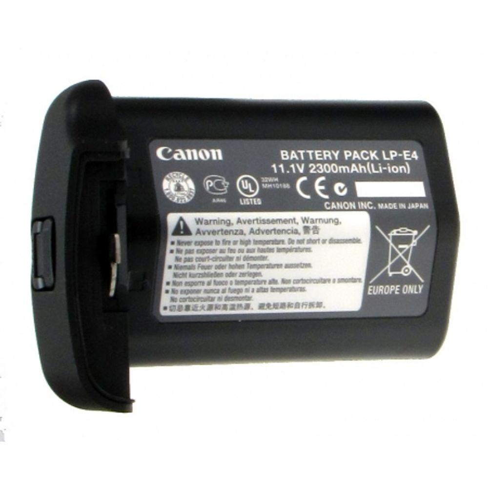 canon-lp-e4-acumulator-pentru-canon-1d-mark-iii-1ds-mark-iii-iv-2300mah-5524