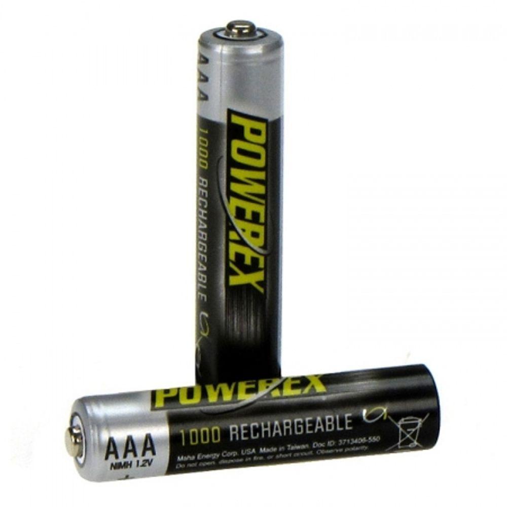 maha-powerex-mhraaa2-acumulatori-aaa-1000mah-set-2-buc-5658