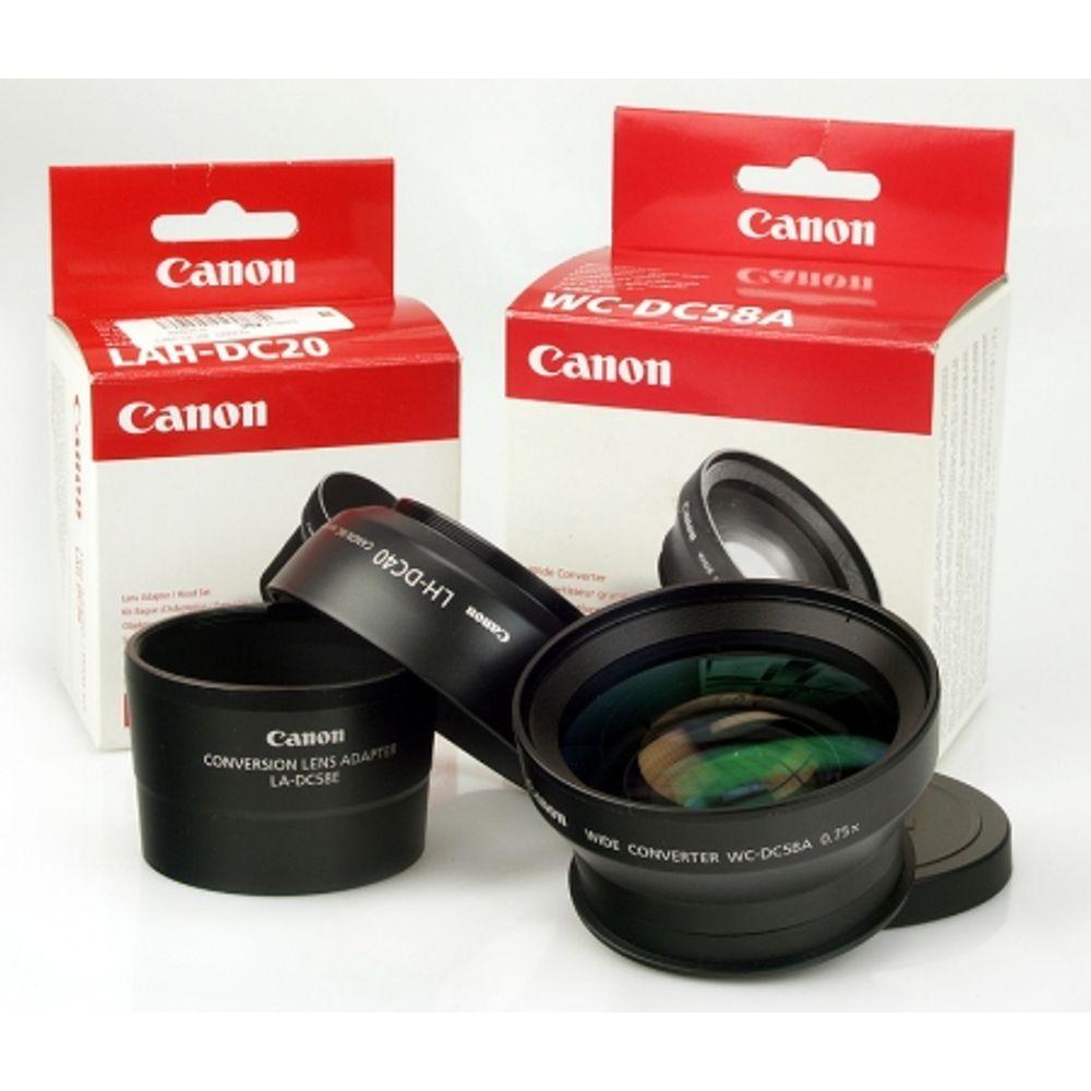 kit-lentila-conversie-wide-canon-wc-dc58a-tub-adaptor-canon-lah-dc20-5798