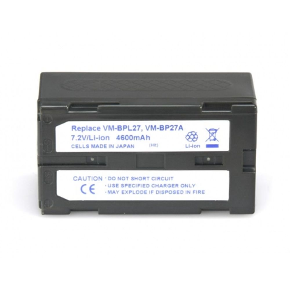 power3000-pl490d-082-acumulator-tip-vm-bpl27-vm-bp27a-pentru-hitachi-4600mah-7007