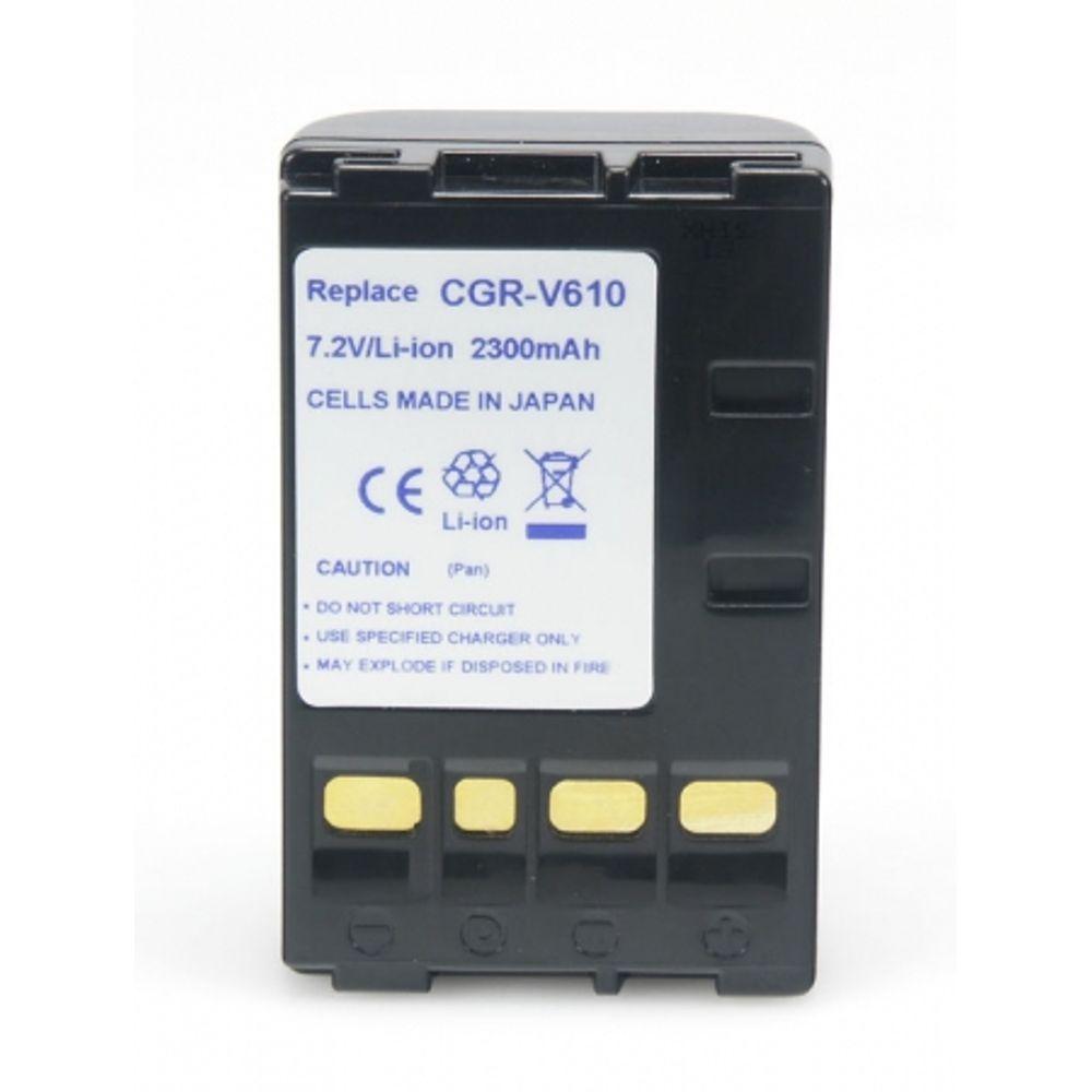 power3000-pl610b-082-acumulator-tip-cgr-v610-cgr-v114-cgr-v14-pentru-panasonic-2300mah-7009