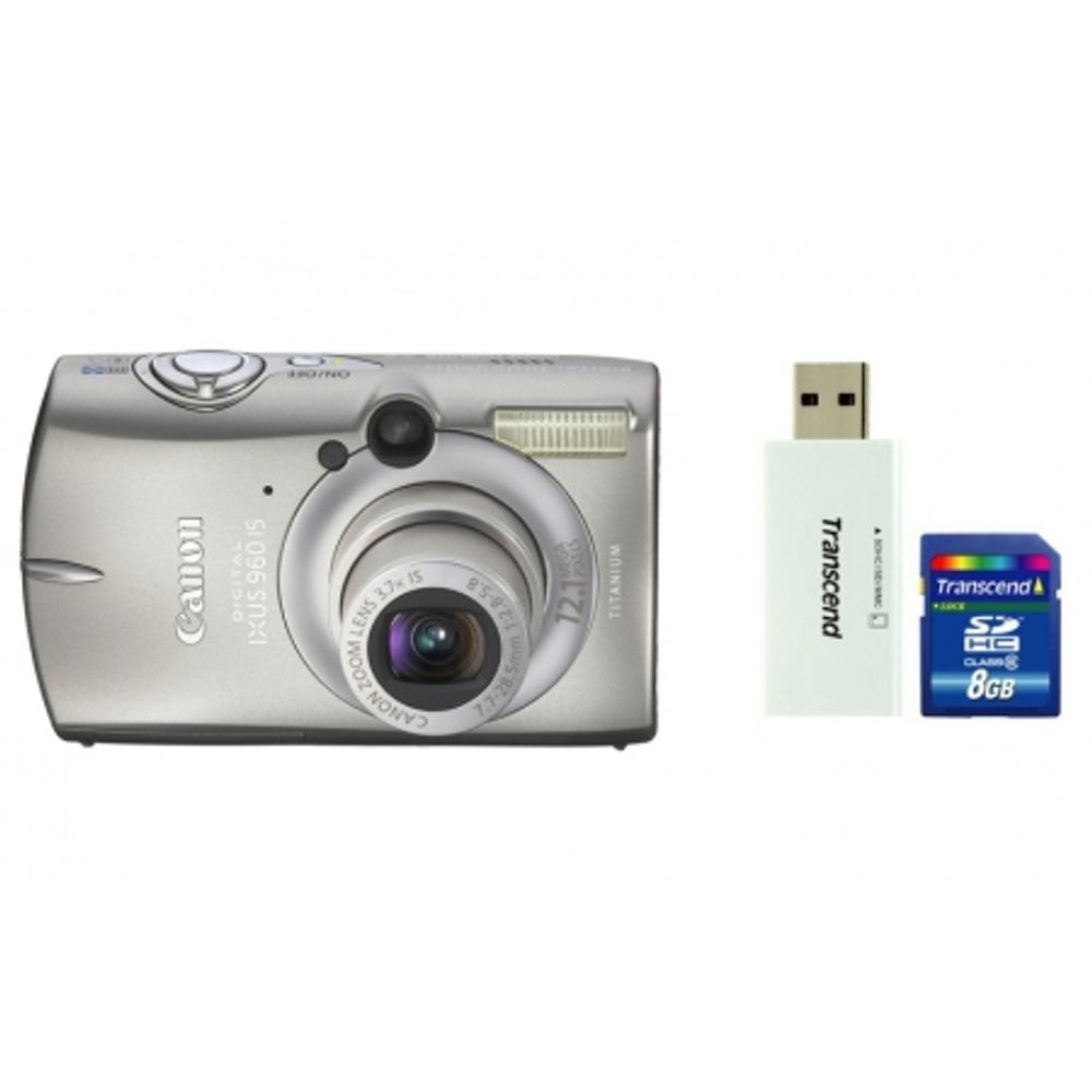 canon-ixus-960-is-12-mpx-zoom-optic-3-7x-lcd-2-5-inch-carcasa-titaniu-is-card-sdhc-transcend-8gb-reader-7616