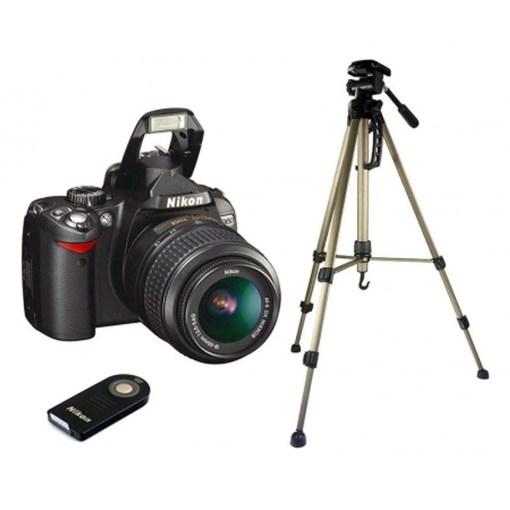 nikon-d60-kit-18-55mm-dx-bonus-trepied-3530-telecomnada-nikon-ml-l3-9110