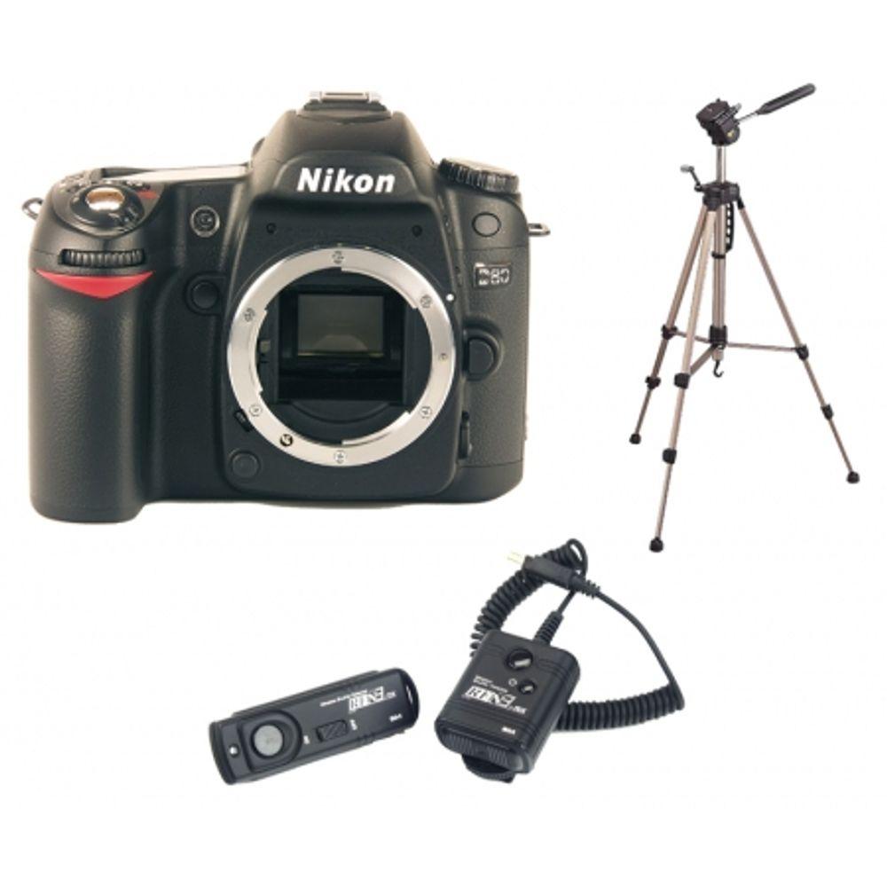 nikon-d80-body-trepied-fancier-wt3570-declansator-radio-sm701-9123
