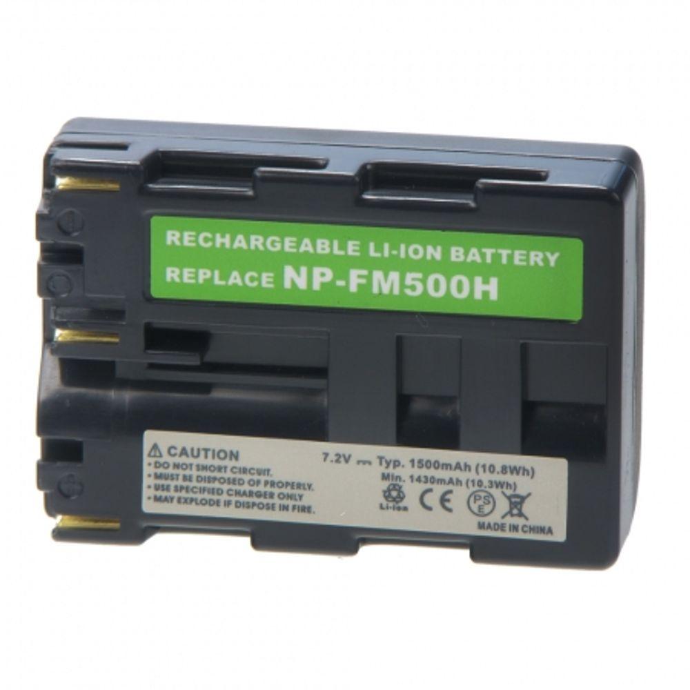power3000-pl509b-853-acumulator-tip-sony-np-fm500h-1500mah-9351