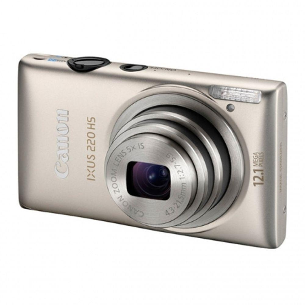 canon-ixus-220-is-hs-argintiu-12-mpx-zoom-optic-5x-lcd-2-7-18097