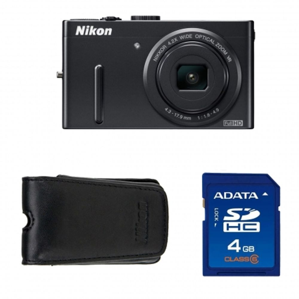 nikon-coolpix-p300-black-husa-nikon-s-xxl-card-sd-a-data-4gb-class-6-18176